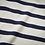 Thumbnail: Club De Mer organic cotton tee -Navy