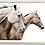 Thumbnail: Horse Run framed artwork