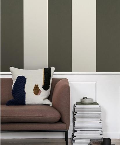 LIVING Wallpaper - Thick Stripe
