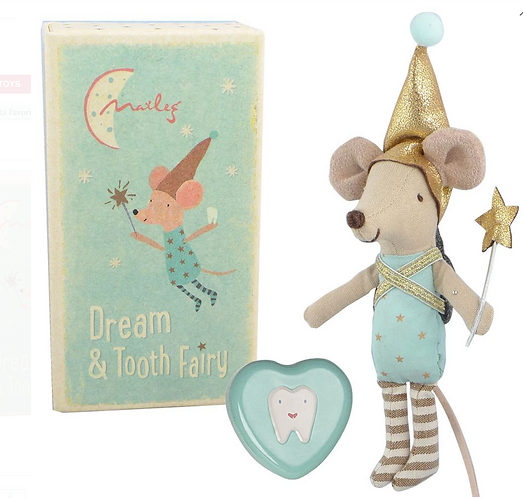 Maileg Tooth Fairy Big Brother