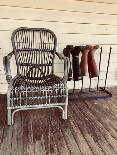 Metal Boot Rack