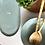Thumbnail: Pastel oval ceramic platter large