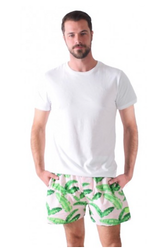 Sant and Abel mens tropical punch boxers