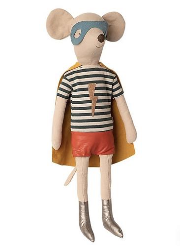 Maileg Maxi Superhero Mouse Boy