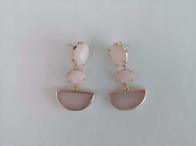 Almond Bloom Earrings