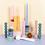Thumbnail: Maison Balzac Volute Candle set/2 - Pink