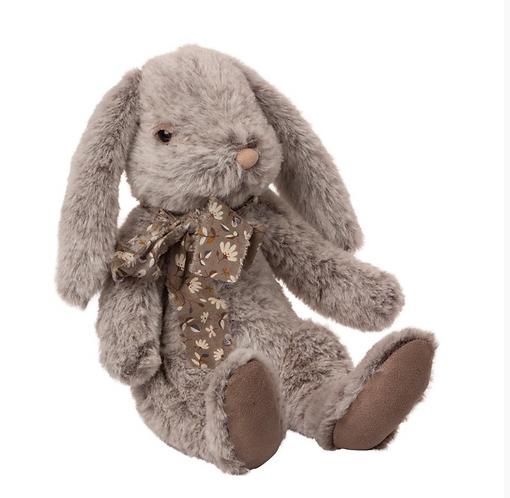 Maileg Fluffy Bunny - Large Grey
