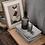 Thumbnail: ferm LIVING Ripple Glasses Set/4 - Smoke