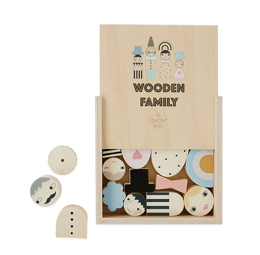 Oyoy Wooden Family