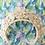 Thumbnail: Polka Co bouquet head piece