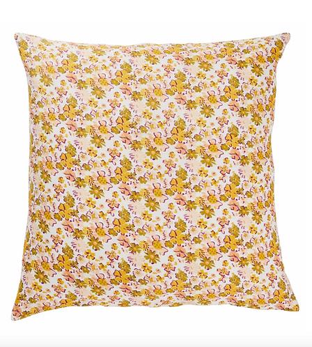 Sage & Clare Loveat Linen Euro Pillowcase Set - Soda