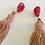 Thumbnail: Fleeting Heart Earrings