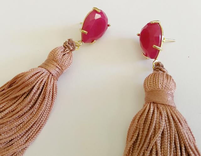 Fleeting Heart Earrings