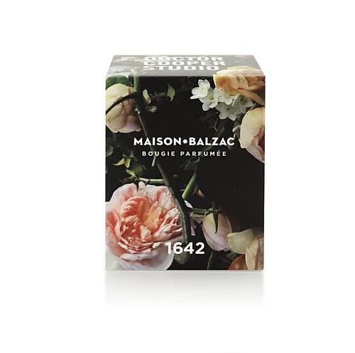 Maison Balzac candle - 1642