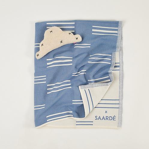 Kayi Baby Blanket - Blue