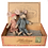 Thumbnail: Maileg Mum and Dad Mouse in Cigar Box