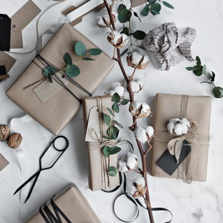 ONE: Festive decorating basics on a budget.