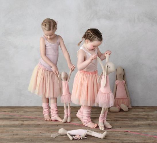 Maileg - Medium Pink Ballerina Bunny