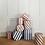 Thumbnail: Oyoy Storage Box - Black Stripe