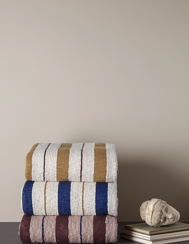 ferm LIVING Pinstripe Blanket