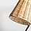 Thumbnail: Rattan and Brass wall mounted Lighting