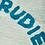 Thumbnail: Sage & Clare Nudie Rudie  Bathmat - Mint