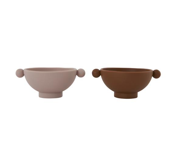 Oyoy Tiny Inka Bowls - Set of Two