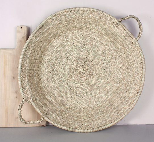 Moroccan oversized plate SM