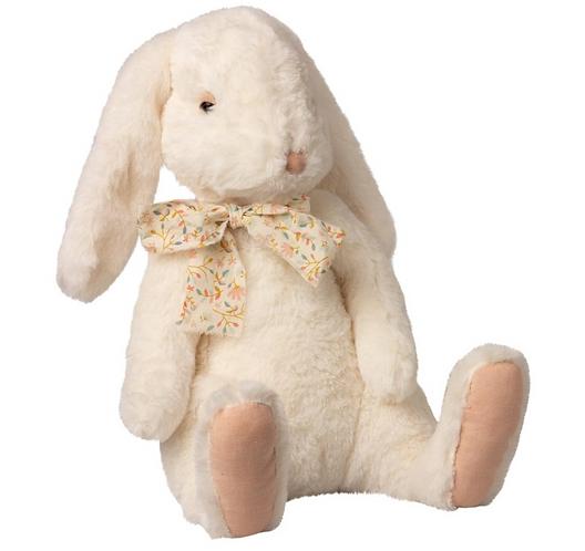 Maileg Fluffy Bunny - X Large Cream