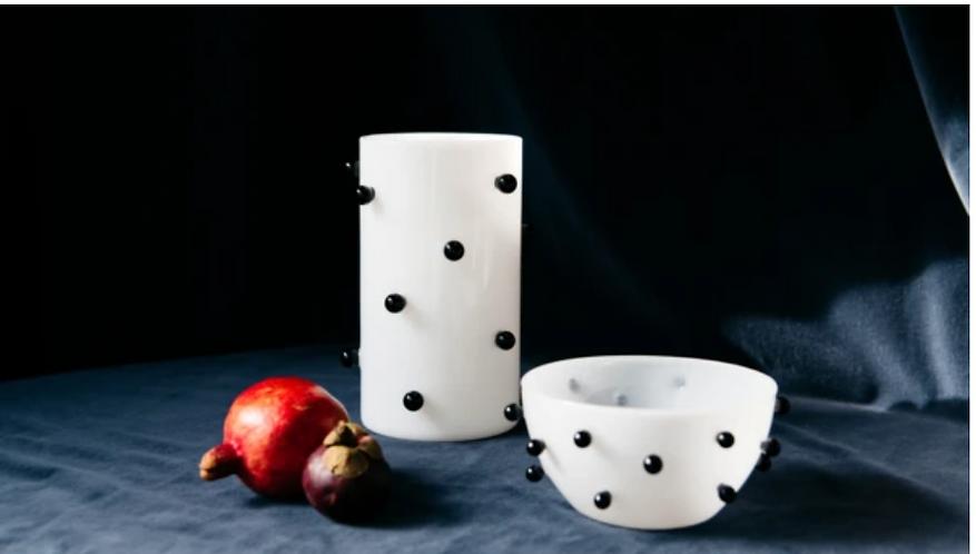Maison Balzac - Pomponette Bowl