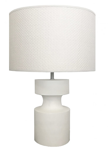 Marni lamp - limed