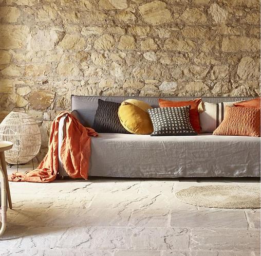 Eadie Circlyn cushion D60cm