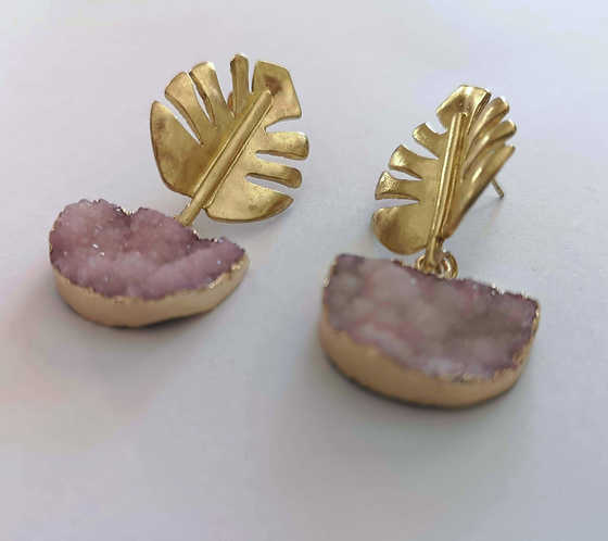 Arabian nights earrings