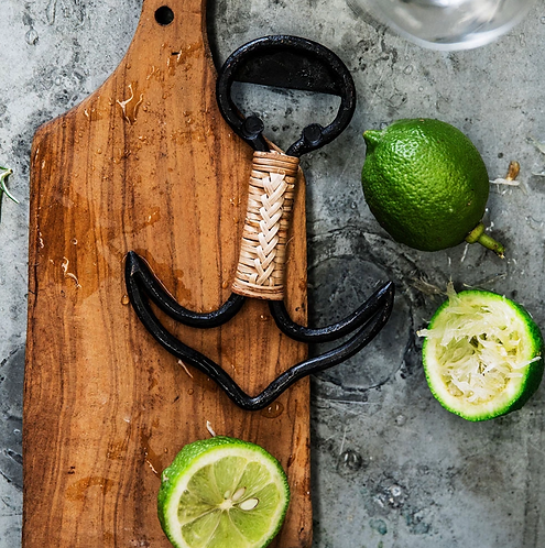 Anchorage bottle opener