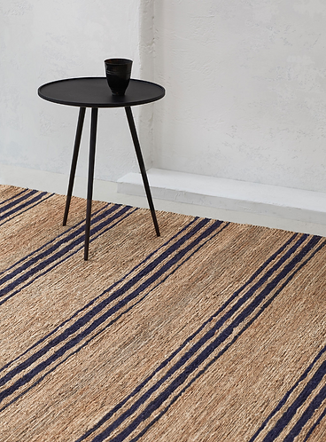 Armadillo & Co. River Rug - Ticking Stripe