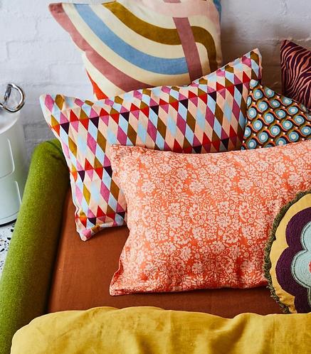 Sage & Clare Nansa linen pillowcase set