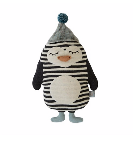 Oyoy Cushion - Bob Penguin Cushion