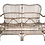 Thumbnail: Rattan Veranda Two Seater Chair - Natural