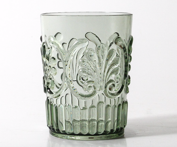 Acrylic Glassware - Green