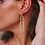 Thumbnail: Dancing upon a Sea Earrings