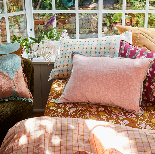Sage & Clare Prudence Velvet Cushion