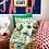 Thumbnail: Sage & Clare Luca Velvet Cushion