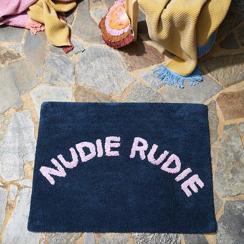 Sage & Clare - Tula Nudie Bathmat Denim