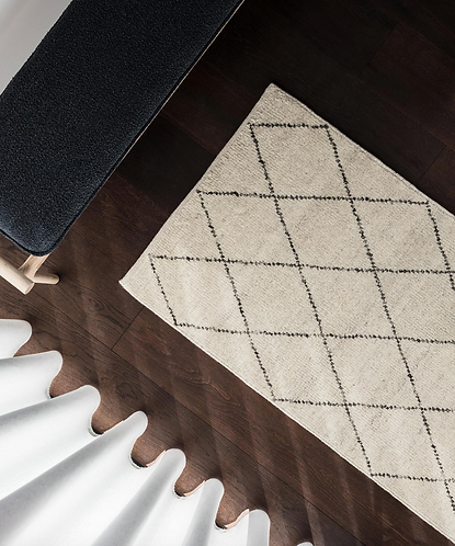 Armadillo & Co. Atlas Rug - Natural