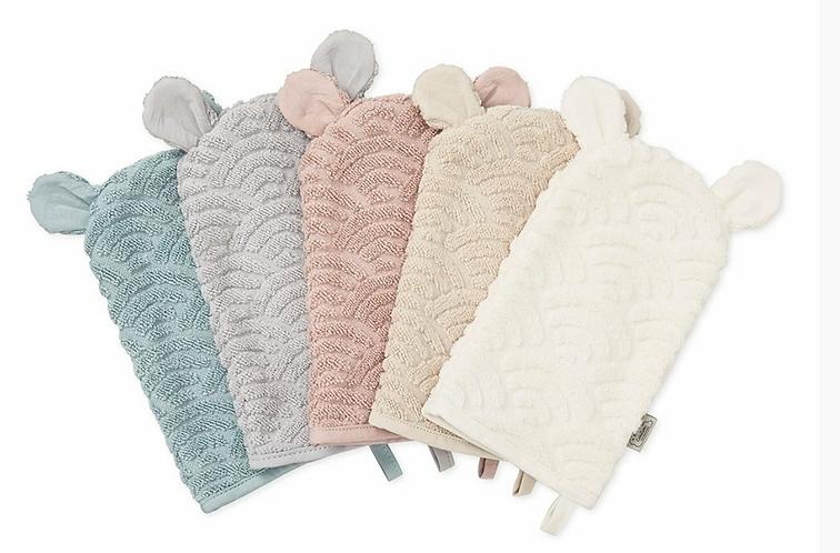 CAM CAM Wash Glove Off-White