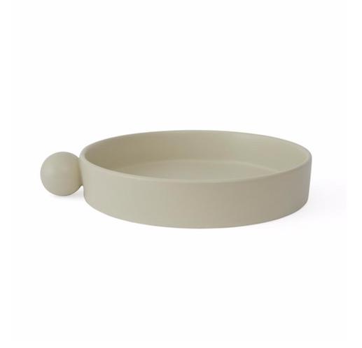 Oyoy Inka Tray/Bowl - Off White