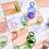 Thumbnail: French inspired goblet set 4 - Pink