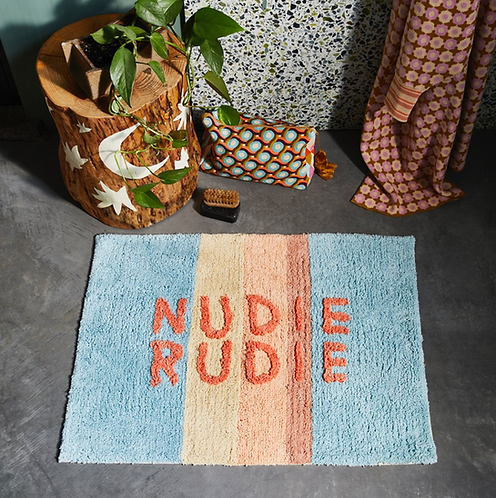 Sage & Clare - Tula Bath Mat Powder