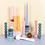Thumbnail: Maison Balzac Margot Candle - Lavender