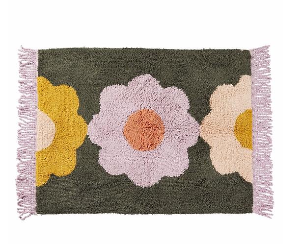 Sage & Clare Alegra Flower Bathmat